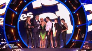 Sandrine Quétier dans Danse avec les Stars - 09/12/17 - 24