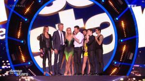 Sandrine Quétier dans Danse avec les Stars - 09/12/17 - 25