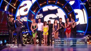 Sandrine Quétier dans Danse avec les Stars - 09/12/17 - 32