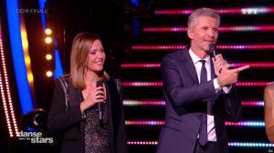 Sandrine Quétier dans Danse avec les Stars - 09/12/17 - 34