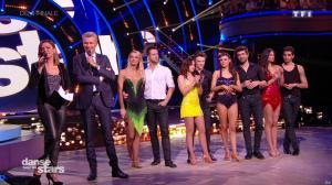 Sandrine Quétier dans Danse avec les Stars - 09/12/17 - 36
