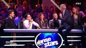 Sandrine Quétier dans Danse avec les Stars - 09/12/17 - 40