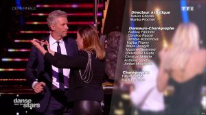 Sandrine Quétier dans Danse avec les Stars - 09/12/17 - 46