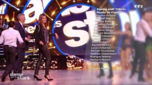 Sandrine Quétier dans Danse avec les Stars - 09/12/17 - 47
