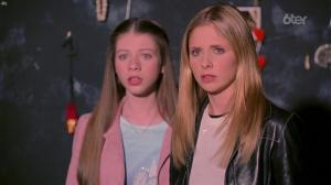 Sarah Michelle Gellar dans Buffy Contre les Vampires - 06/07/17 - 03