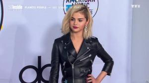 Selena Gomez dans 50 Minutes Inside - 25/11/17 - 02