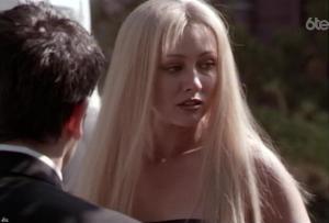 Shannen Doherty dans Charmed - 25/08/17 - 01