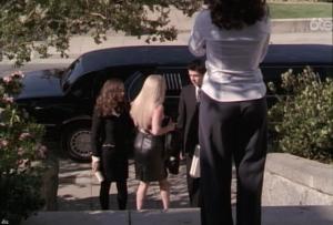 Shannen Doherty dans Charmed - 25/08/17 - 02