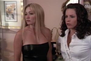 Shannen Doherty dans Charmed - 25/08/17 - 03