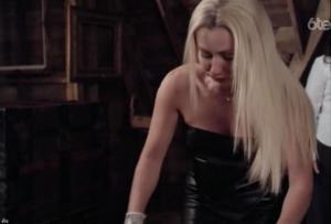 Shannen Doherty dans Charmed - 25/08/17 - 04