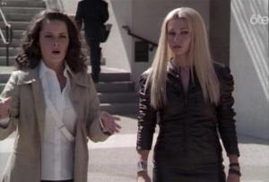 Shannen Doherty dans Charmed - 25/08/17 - 05