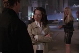 Shannen Doherty dans Charmed - 25/08/17 - 06