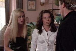 Shannen Doherty dans Charmed - 25/08/17 - 08