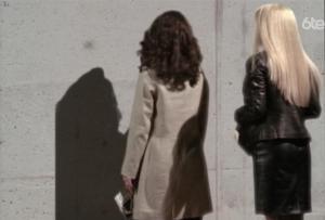 Shannen Doherty dans Charmed - 25/08/17 - 10