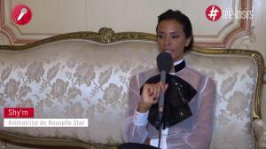 Shy m'dans Entretien avec Télé Loisirs - 02/11/17 - 01