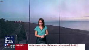 Solène Chavanne dans le Brunch - 17/03/18 - 01