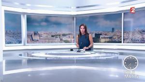 Sophie Le Saint dans Télématin - 28/09/17 - 02