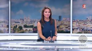 Sophie Le Saint dans Télématin - 28/09/17 - 03