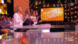 Stéphanie Loire dans c'est Que de la Télé - 17/03/18 - 01
