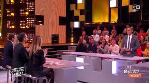 Stéphanie Loire dans c'est Que de la Télé - 22/01/18 - 02