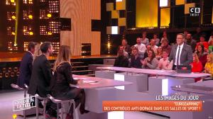 Stéphanie Loire dans c'est Que de la Télé - 22/01/18 - 03