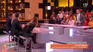 Stéphanie Loire dans c'est Que de la Télé - 22/01/18 - 04