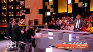 Stéphanie Loire dans c'est Que de la Télé - 22/01/18 - 05