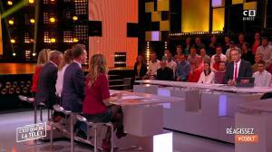 Stéphanie Loire dans c'est Que de la Télé - 30/04/18 - 02