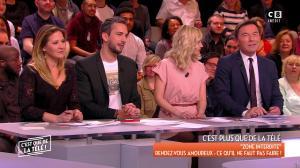 Stéphanie Loire et Tatiana Laurens Delarue dans c'est Que de la Télé - 22/01/18 - 06