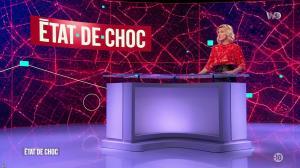 Stéphanie Renouvin dans État de Choc - 03/04/18 - 02