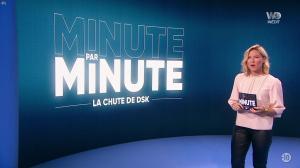 Stéphanie Renouvin dans Minute Par Minute - 15/05/18 - 01