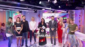 Tatiana Laurens Delarue dans le Mad Mag - 10/04/17 - 01