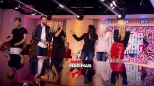 Tatiana Laurens Delarue dans le Mad Mag - 26/09/17 - 01