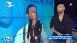 Tatiana Laurens Delarue dans Touche pas à mon Poste - 20/01/17 - 02