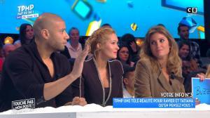 Tatiana Laurens Delarue dans Touche pas à mon Poste - 20/01/17 - 04