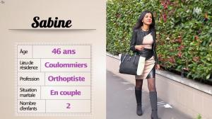 Une Candidate dans les Reines du Shopping - 08/01/18 - 01