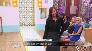 Une Candidate dans les Reines du Shopping - 13/12/17 - 02