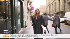 Valérie Amarou dans BFM Tendances - 15/01/17 - 01
