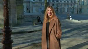 Valérie Amarou dans Paris Tendances - 04/12/16 - 01
