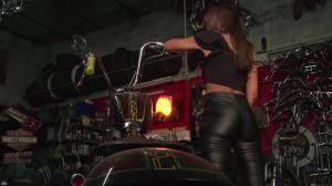 Alejandra Martinez dans El Garage - 06/04/18 - 08