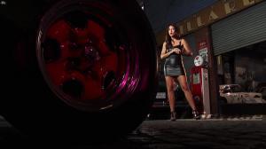 Alejandra Martinez dans El Garage - 11/11/18 - 04