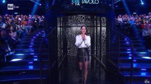 Anna Tatangelo dans Che Tempo Che Fa - 24/02/19 - 01