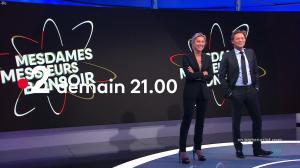 Anne-Sophie Lapix dans une Bande-Annonce de Mesdames Messieurs Bonsoir - 12/06/19 - 01