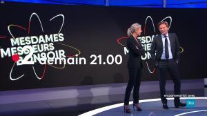 Anne-Sophie Lapix dans une Bande-Annonce de Mesdames Messieurs Bonsoir - 12/06/19 - 02