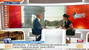 Apolline De Malherbe dans Bourdin Direct - 15/07/19 - 02