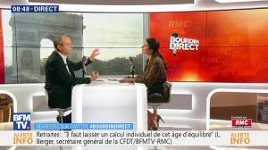 Apolline De Malherbe dans Et en même Temps - 20/01/19 - 06
