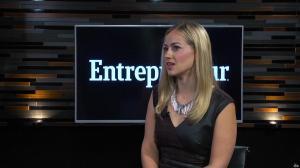 Ashley Wehrley dans Entrepreneur Live - 15/11/17 - 05