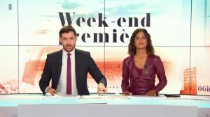 Aurélie Casse dans Week-End Première - 19/05/19 - 06