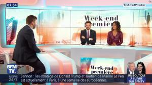 Aurélie Casse dans Week-End Première - 19/05/19 - 13