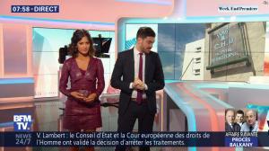 Aurélie Casse dans Week-End Première - 19/05/19 - 17